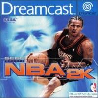 NBA 2K Dreamcast
