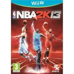 NBA 2K13 Wii U