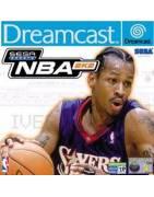 NBA 2K2 Dreamcast