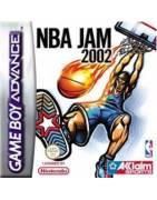 NBA Jam 2002 Advance Gameboy Advance