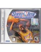 NBA Showtime: NBA on NBC Dreamcast