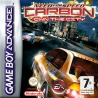 Need for Speed Carbon Own the City Gameboy Advance