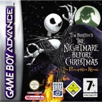 Nightmare Before Christmas: The Pumpkin King Gameboy Advance