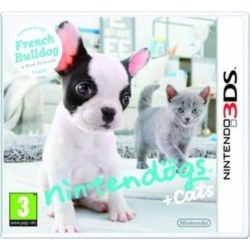 Nintendogs & Cats: French...