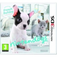 Nintendogs & Cats: French Bulldog & New Friends 3DS