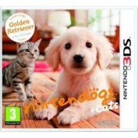 Nintendogs & Cats Golden Retriever & New Friends 3DS
