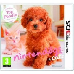 Nintendogs & Cats: Toy Poodle & New Friends 3DS