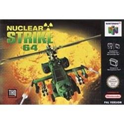Nuclear Strike 64