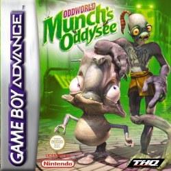Oddworld: Munchs Oddysee Gameboy Advance