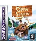 Open Season Gameboy Advance