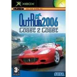 Outrun 2006 Coast 2 Coast Xbox Original