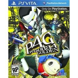 P4G: Persona 4 Golden