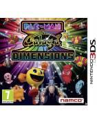 Pac-Man & Galaga Dimensions 3DS