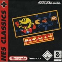 Pac-Man NES Classic Gameboy Advance
