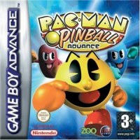 Pac-Man Pinball Gameboy Advance