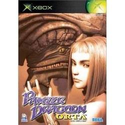Panzer Dragoon ORTA Xbox Original