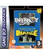 Paperboy & Rampage Gameboy Advance