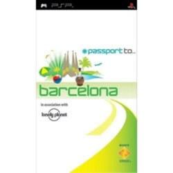 Passport to Barcelona PSP