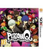 Persona Q Shadow of The Labyrinth 3DS