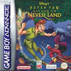 Peter Pan Return to Never-Land Gameboy Advance