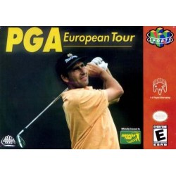 PGA European  Golf