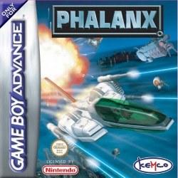 Phalanx Gameboy Advance