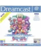 Phantasy Star Online Dreamcast