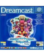 Phantasy Star Online 2 Dreamcast