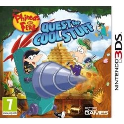 Phineas & Ferb: Quest for...