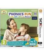 Phonics Fun with Biff Chip & Kipper Volume 1 3DS