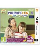 Phonics Fun with Biff Chip & Kipper Volume 2 3DS