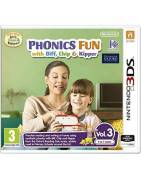 Phonics Fun with Biff Chip & Kipper Volume 3 3DS