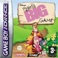 Piglet's Big Game Adventures in Dream Gameboy Advance
