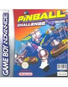 Pinball Challenge Deluxe Gameboy Advance