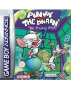 Pinky & the Brain The Master Plan Gameboy Advance