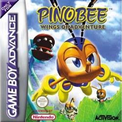 Pinobee Wings of Adventure Gameboy Advance