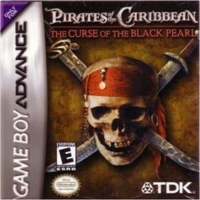 Pirates of the Caribbean Gameboy Advance