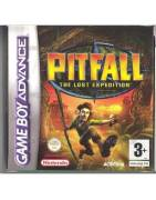 Pitfall: The Lost Expedition Gameboy Advance