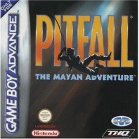 Pitfall The Mayan Adventure Gameboy Advance