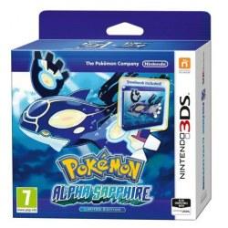 Pokemon Alpha Sapphire...