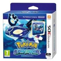 Pokemon Alpha Sapphire Steelbook Edition 3DS