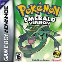 Pokemon Emerald Gameboy Advance