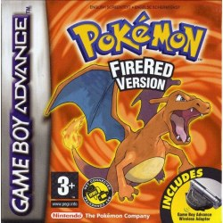 Pokemon Fire Red - Without...
