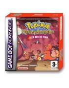 Pokemon Mystery Dungeon Red Rescue Team Gameboy Advance