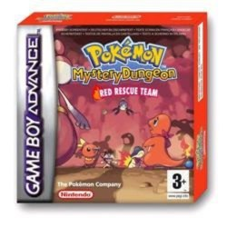 Pokemon Mystery Dungeon Red...