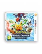 Pokemon Mystery Dungeon Gates to Infinity 3DS