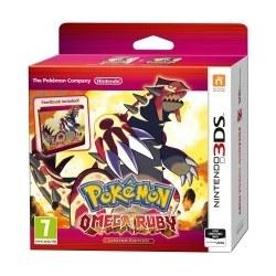 Pokemon Omega Ruby...