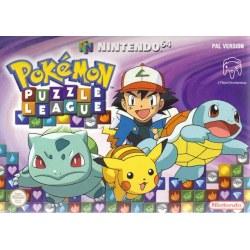Pokemon Puzzle League N64