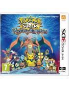 Pokemon Super Mystery Dungeon 3DS