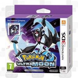 Pokemon Ultra Moon Steelbook Fan Edition 3DS